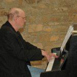 Der Pianist Wolfgang Löll